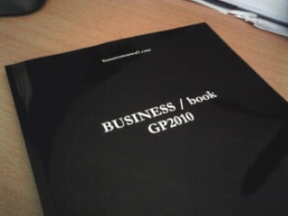 business book GP 2010